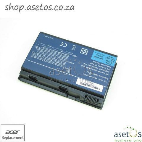 Battery For Acer TravelMate 5330G 5520G TM00772 TM00741 TM00742