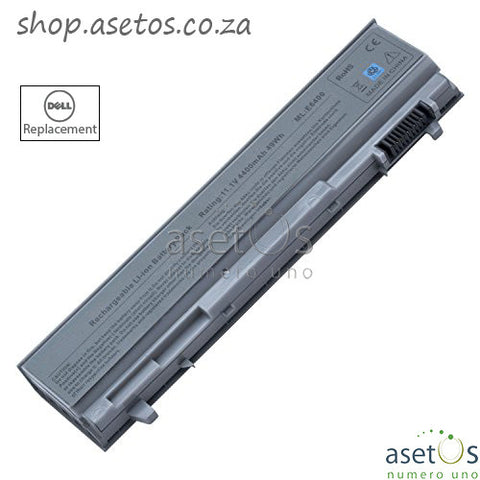 Battery For Dell Latitude E6400 ATG XFR E6410 E6500 E6510 312-0748