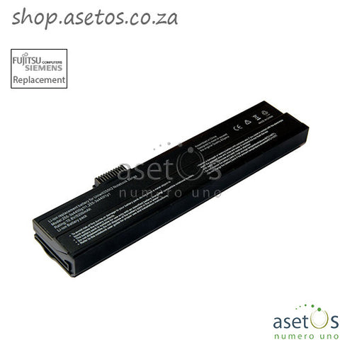Battery For FUJITSU SIEMENS AMILO PRO V2020, UN255, UN259, M7425, A7640, A7645
