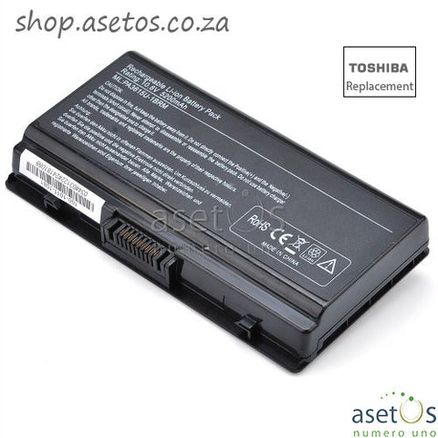 Battery For Toshiba PA3615U-1BRM PA3615U-1BRS PABAS115 Satellite L45 6cell
