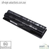Battery for Dell XPS 14 15 17 L502x L702x JWPHF J70W7 WHXY3