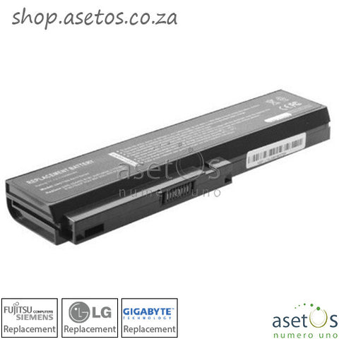 Battery for Fujitsu, Gigabyte, LG 3UR18650-2-T0144 3UR18650-2-T0188 3UR18650-2-T0412 916C7830F