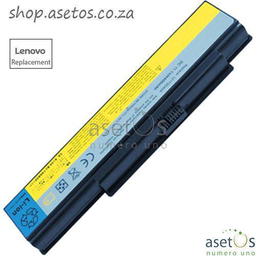 Battery for Lenovo IdeaPad Y500 Y530 Y530A Y710 Y730 Y730A 45J7706