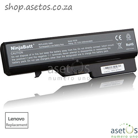 Battery for Lenovo Ideapad G460 G470 G560 G570 V360 B470 B570 L09C6Y02 L09L6Y02