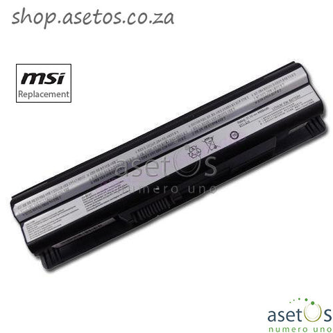 Battery for MSI BTY-S14 BTY-S15 FX620DX FR700 FX700 GE620 GE620DX MS-1482