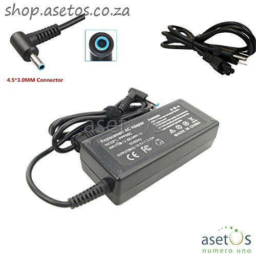 65W HP PPP009C Generic Laptop Charger | 4.5*3.0mm (19.5V 3.33A)