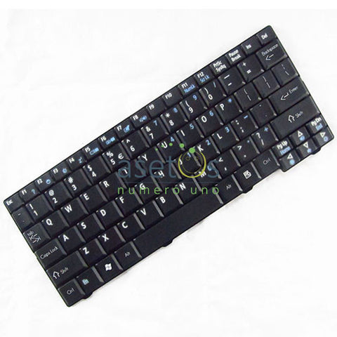 Acer Aspire One A110 A110X A110L A150 A150X D150 D250 ZG5 Laptop Replacement Keyboard - US Layout