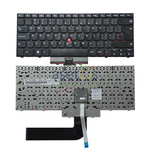 "Lenovo Thinkpad Edge 15"" E50 14"" E40 Laptop Replacement Keyboard - US Layout"