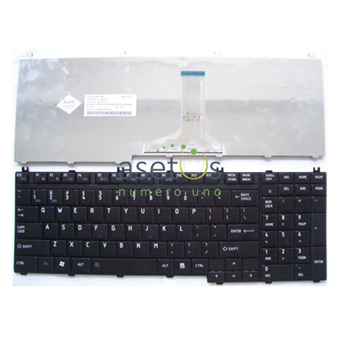 Toshiba Satellite P200 P305D L505D L505 L500 Laptop Replacement Keyboard