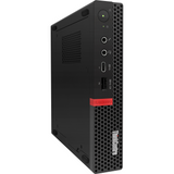 Core i3-8100T 8th Gen Lenovo ThinkCentre M720q Tiny Desktop: 4GB, 500GB, HDMI, Win 10 Pro, Like New!! Tough, Compact, & Powerful (Used)