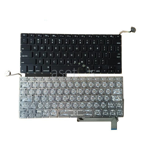 MacBook  Pro 15 inch Model A1286 |  Laptop Replacement Keyboard - UK/US Layout