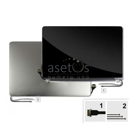 "15"" MacBook Pro Retina  Replacement Display Screen Assembly 