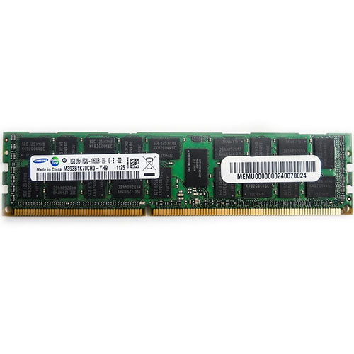 Samsung 4GB 2Rx4 PC3L-10600R-09-10-E1 | M393B5170FH0-YH9 Server Memory  (used)