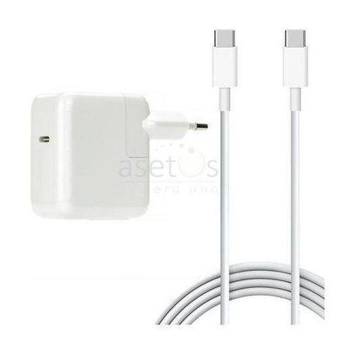30W USB Type C  Apple MacBook Pro Generic Laptop Charger | AC Adapter (20V 1.5A)