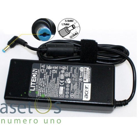90W Acer Laptop Charger | 5.5*1.7mm (19V 4.7A)