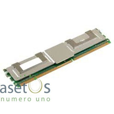 4GB 2Rx4 PC2-5300F-555-11  DDR2 667 ECC Server Memory (Used)