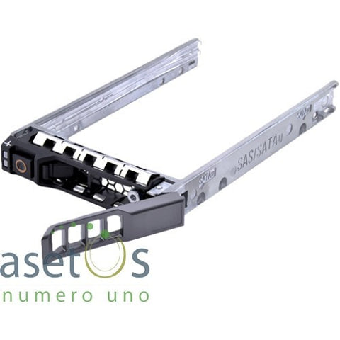 Dell 2.5″ SAS R-Series Tray Caddy for PowerEdge R710 R610 R620 R715 R720 R720xd (Used)