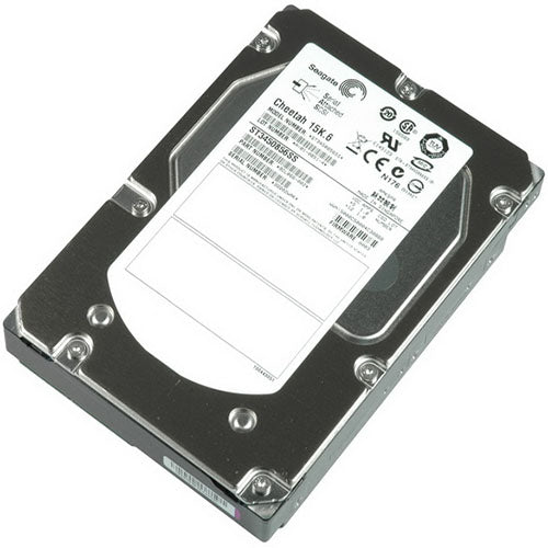 450GB Seagate Cheetah ST3450856SS Internal 15000RPM SAS 3Gbps 16MB Buffer 3.5inch Low Profile Hard Disk Drive. Dell OEM (Refurbished)