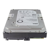 2TB DELL 7200RPM 32MB Buffer SAS 6GBITS 3.5 inch Hard Disk 037MGT (Refurbished)