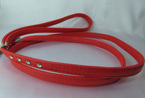 Luxepets - matching leads available in 8 colours - Snooty Paws - 3