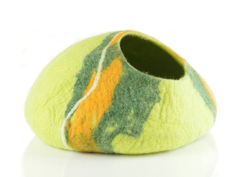 Giant Felt Cat Cave - limited stock - Snooty Paws - 1