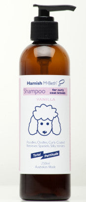 Organic Dog Shampoo - Oodles & Curly Coat  - Snooty Paws