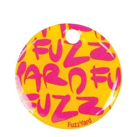 FuzzYard Mini ID Tag - Snooty Paws