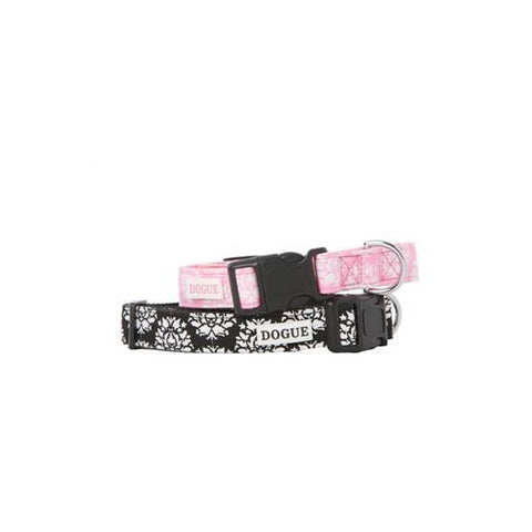 Matched Fleur Dog Collar and Lead - Snooty Paws - 1