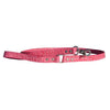 Faux Crocodile Lead Pink - Snooty Paws - 1