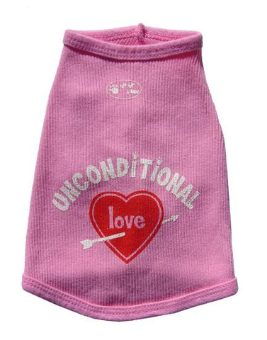 Unconditional Love Pink - Snooty Paws - 1