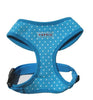 Puppia Blue Dotty Harness - Snooty Paws - 2