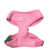 Puppia Pink Dotty Harness - Snooty Paws - 2