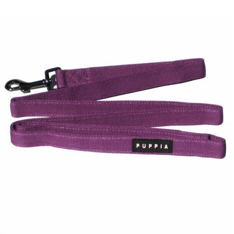 Puppia Purple Lead - Snooty Paws