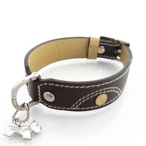Kaedo Brown and Beige Collar - Snooty Paws - 1