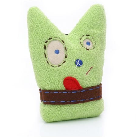 Monster Green Toy - Snooty Paws - 1