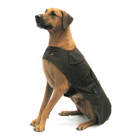 Driza-Bone Flannelette Dog Coat - Snooty Paws - 1