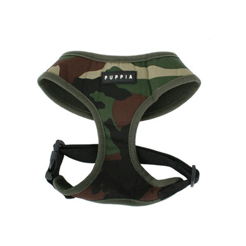 Puppia Camo Harness - Snooty Paws - 1