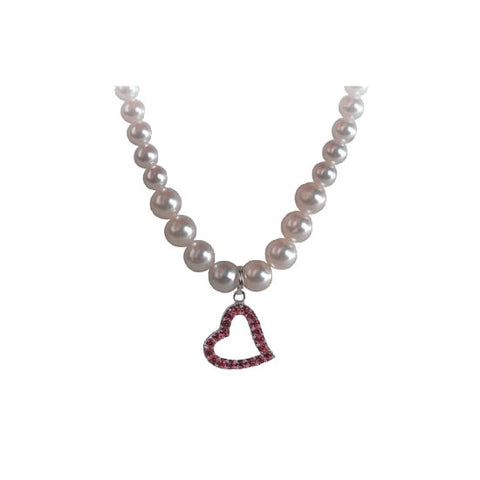 Pooch Pearl Necklace - Snooty Paws - 1