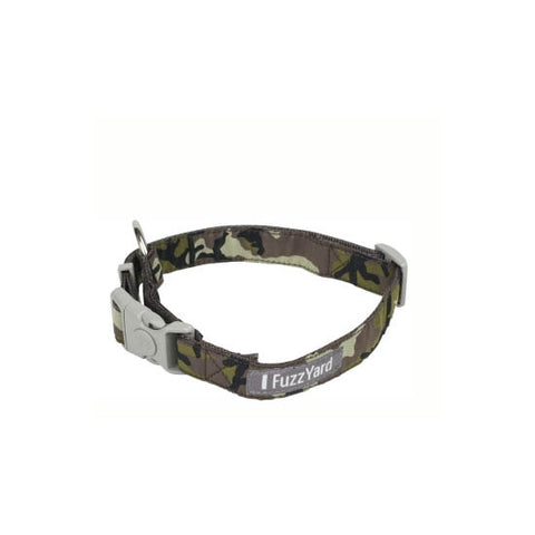 Camo Dog Collar - Snooty Paws