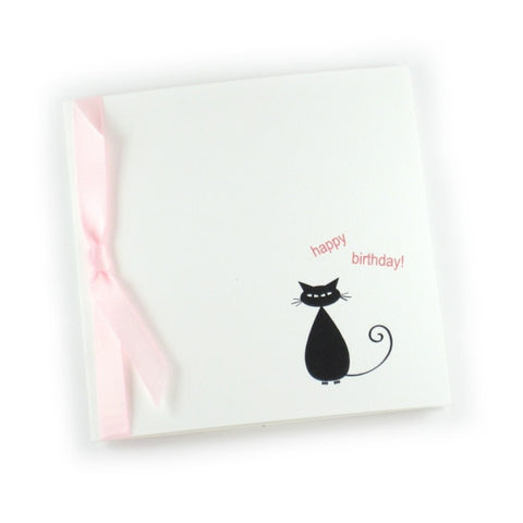 Happy Birthday Kitty Card - Snooty Paws - 2