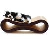 Infinity Scratcher and Lounge - Deluxe - Snooty Paws - 1