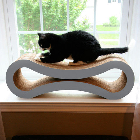 Infinity Scratcher and Lounge - Deluxe - Snooty Paws - 4