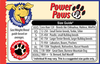 Power Paws – Reinforced Foot - Greyhound Foot - Black - Snooty Paws - 4