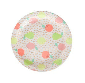 Sorbet Fruit Plates (Pack of 10) - Happy Little Soirée