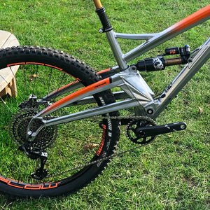 Orange Alpine 6 Factory Large 2019 - Ex-Team bike