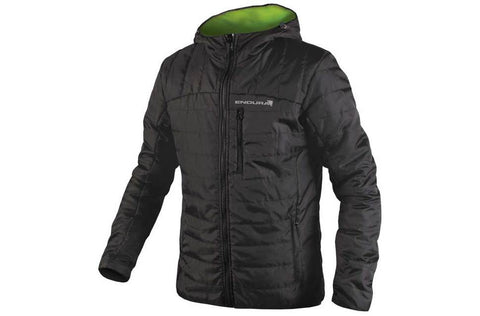 Endura - Urban FlipJak Reversible Jacket blk/grn