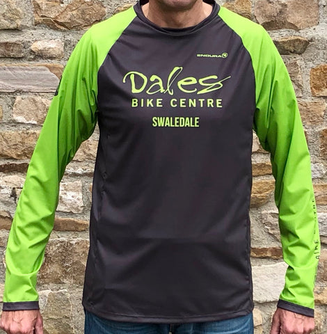 Dales Bike Centre Mountain Bike Jersey - mens