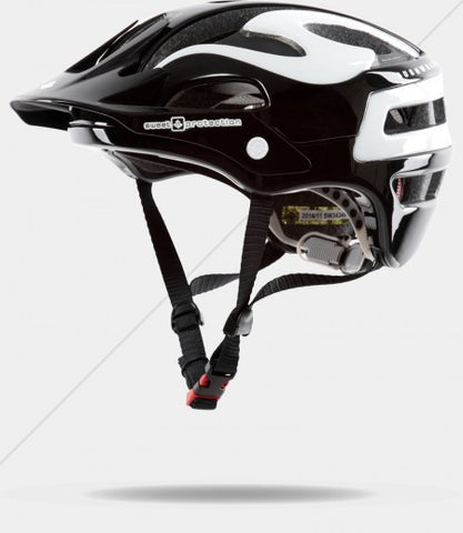 Sweet Protection - Bushwacker Helmet, gloss black, L/XL  SALE PRICE