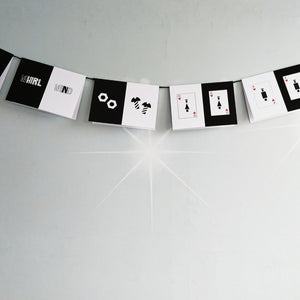 Things That Go Together - Blank Greeting Cards