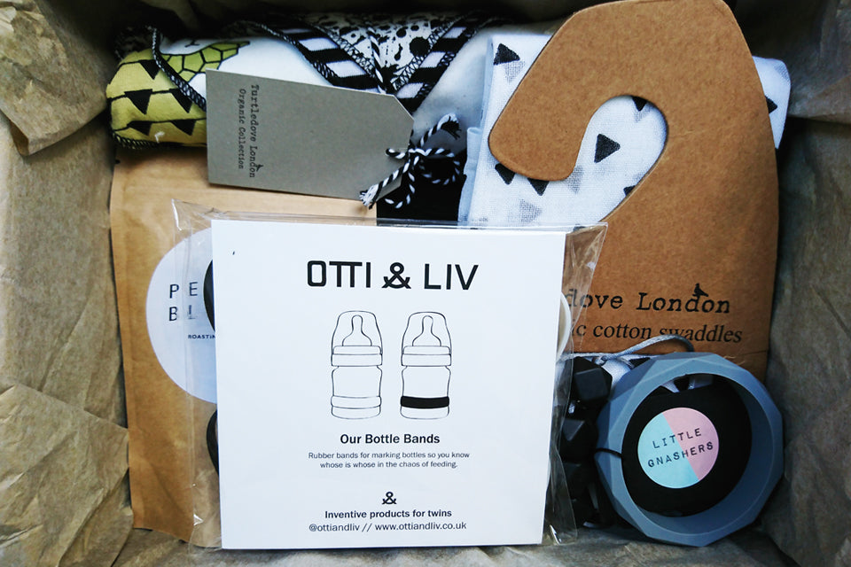Things That Go Together - Large Twin Gift Box